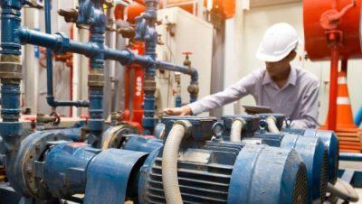 Vibrations- och yttemperaturmätningar är de vanligaste metoderna för att övervaka tillståndet för pumpar och annan roterande utrustning.